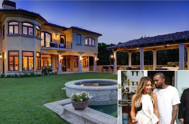 10 amazing celebrity homes that will blow your mind newsfig for Amazing home pictures
